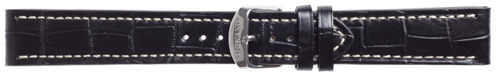 Leather Strap Rustikal black