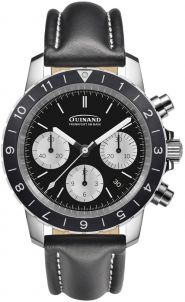 Guinand Flieger Chrono GMT