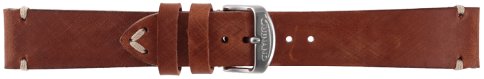 Leather Strap Vintage Brown