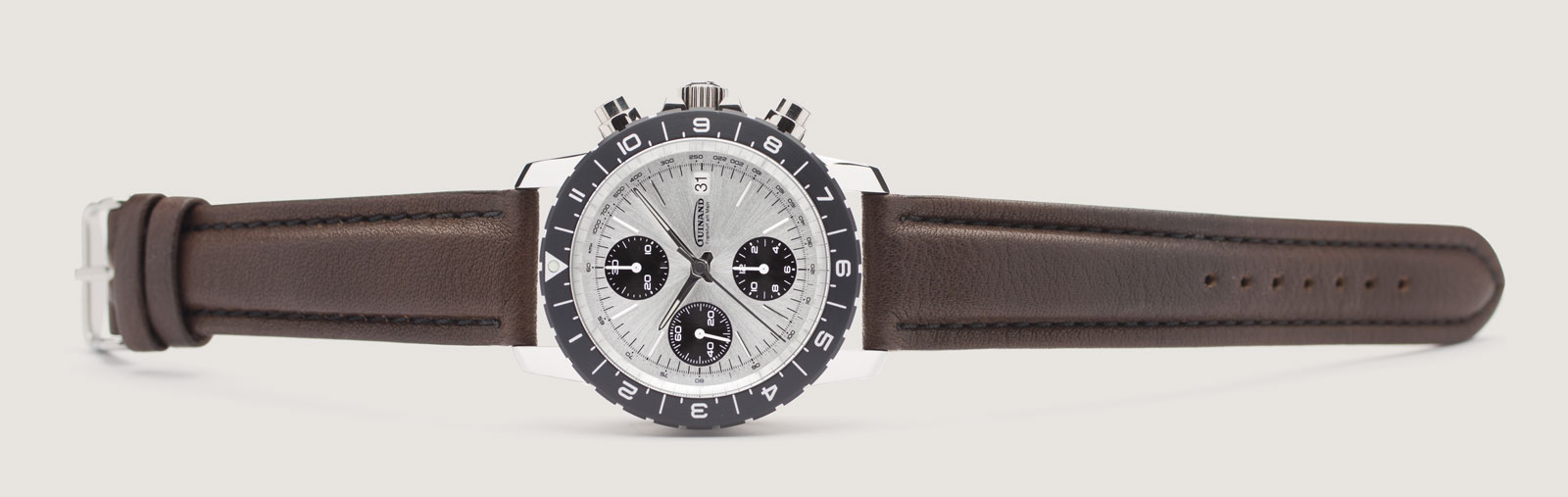 Guinand Chrono Panda Monte•Carlo in full width