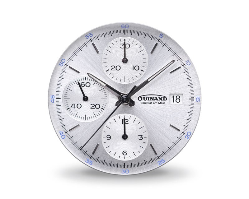 Guinand Series 155 dial