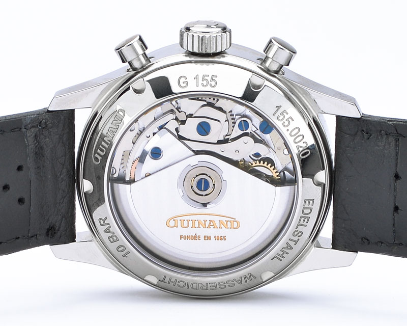 Guinand Series 155 movement