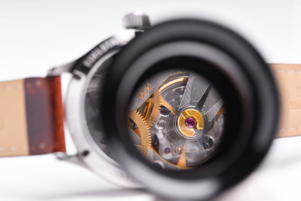 Guinand Series 31E movement details