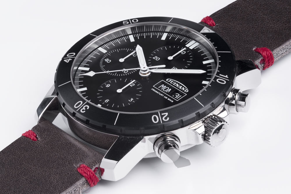 Guinand Pilot Chrono 42 Housing